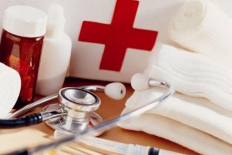 Вартість ліжкодня за витратами на медикаменти, в середньому, у районах склала 15 гривень