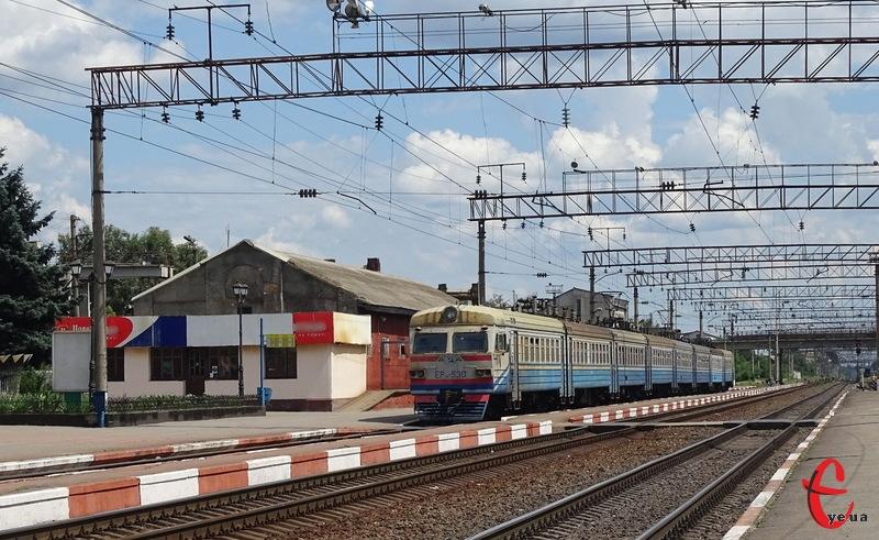 З Хмельницького залізницею можна доїхати до Азовського та Чорного морів