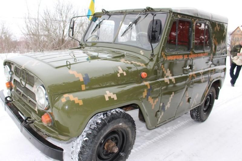 Автомобіль використовуватимуть для потреб військових