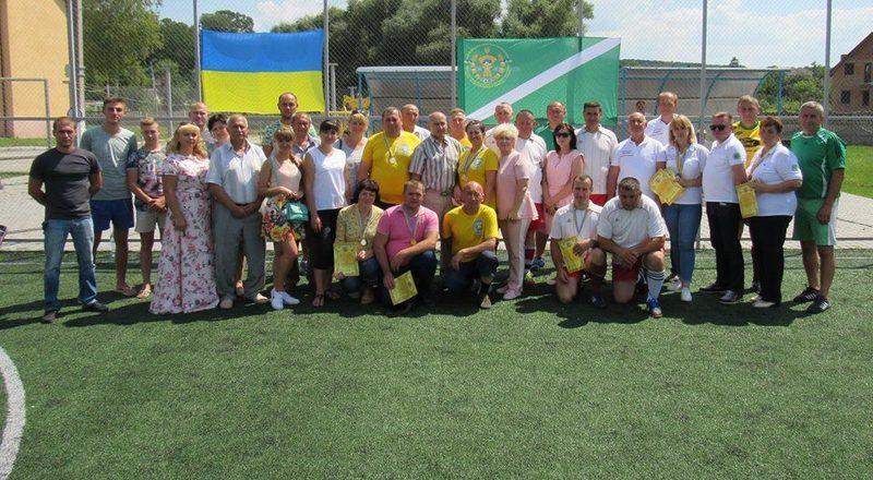 У Гуменецькій громаді відбулися змагання сільський голів.