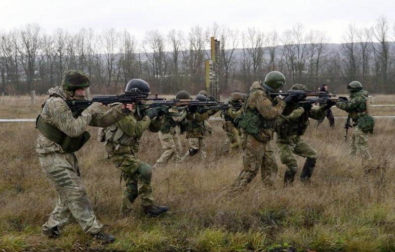 Американські інструктори готують фахівців для вітчизняного спецназу