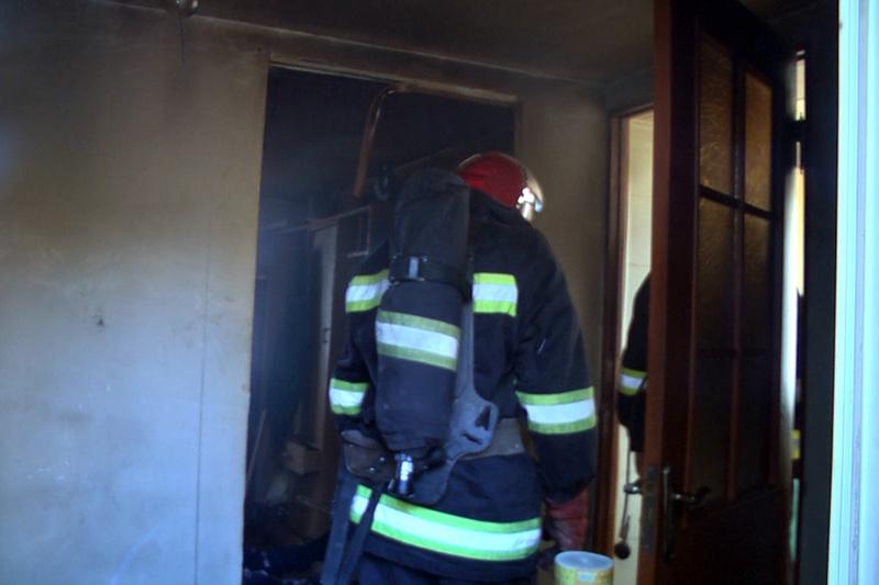 У Хмельницькому під час пожежі вийвили тіло 45-річного чоловіка