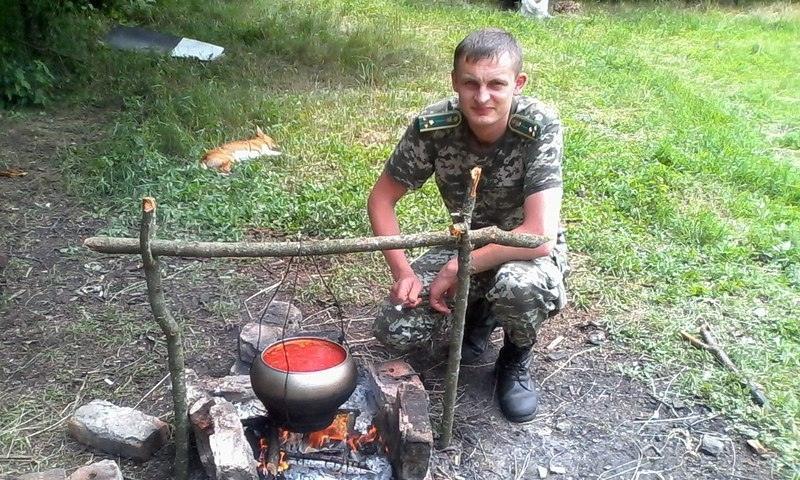 Зі сторінки Олександра Дзюбелюка в vk.com