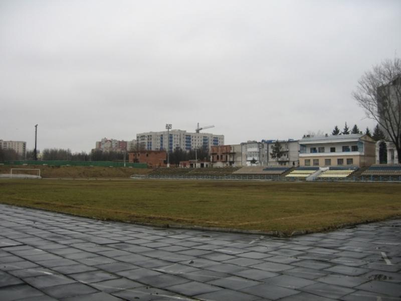 Місто отримає кошти на реконструкцію стадіону імені Г.А. Тонкочеєва