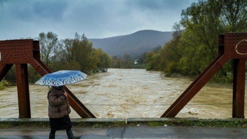 На річках України прогнозують підйом рівня води