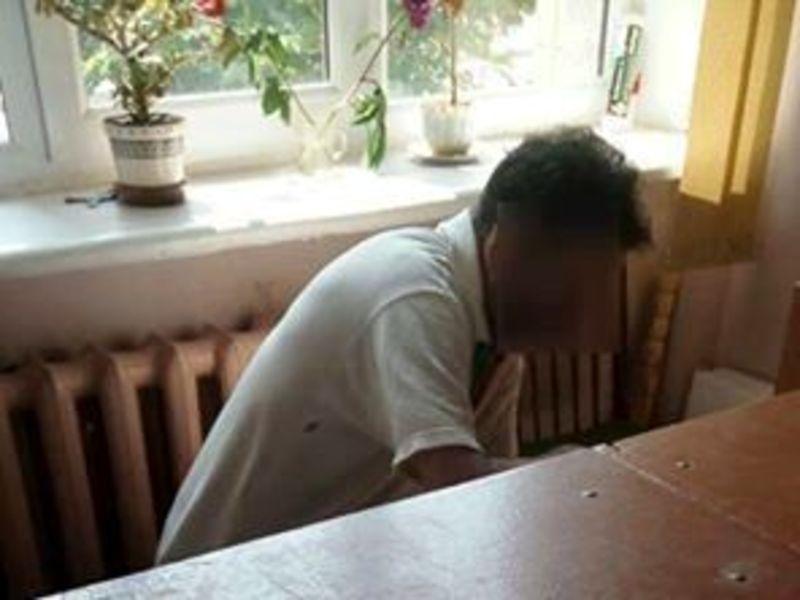 Чоловік на роботі був у стані алкогольного сп'яніння