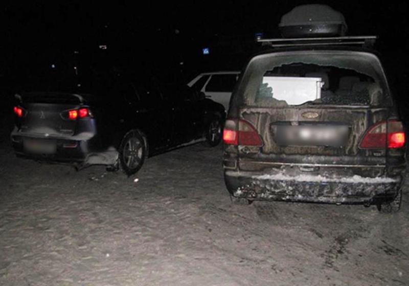 Автомобіль пошкодили на 10 тисяч гривень