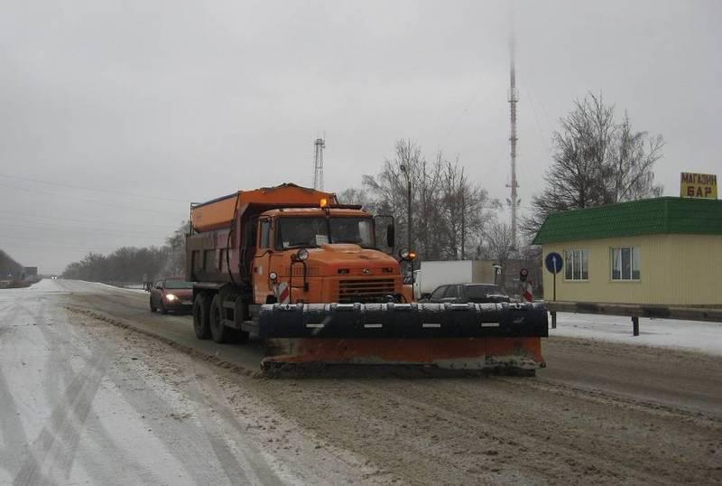 Дорожники не могли розчистити вчасно дороги, бо техніка застаріла