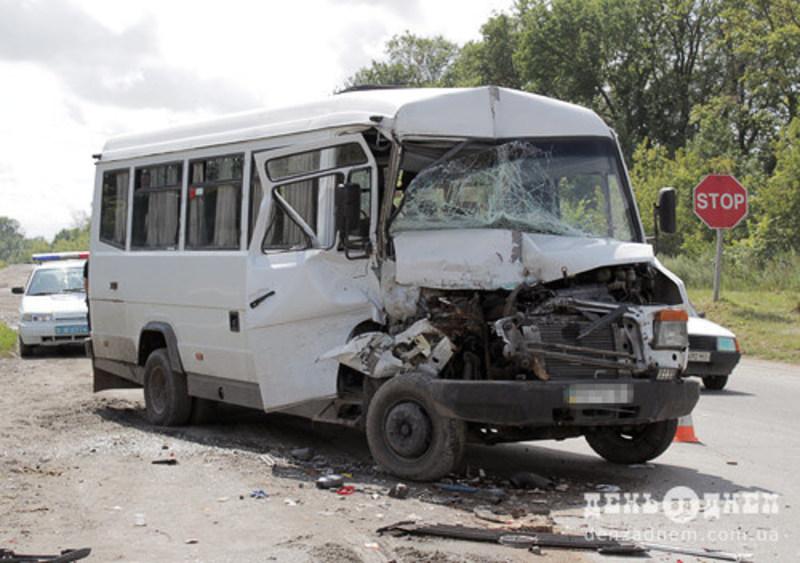 Автівка зазнала значних ушкоджень