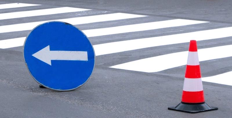 Водіїв патрульні просять враховувати дану інформацію під час планування маршруту проїзду вулицями міста
