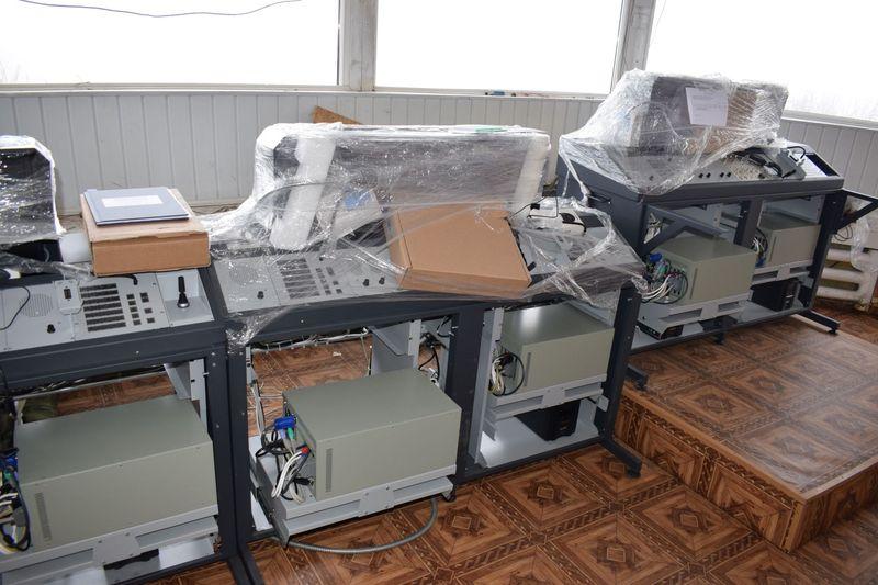 На військовому аеродромі у Старокостянтинові встановлюють новий автоматизований командно-диспетчерський пункт