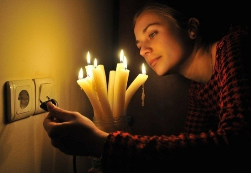 Світла не буде з 9:30 до 17:00 години