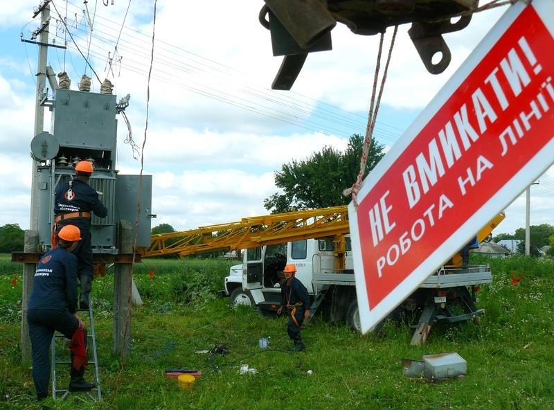 Працівники Хмельницького РЕМу 15 липня проводитимуть ремонт електромереж на деяких вулицях міста