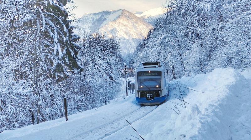Потяг «Гуцульщина» щоденно курсуватиме з 18 грудня, а з Рахова — з 19 грудня