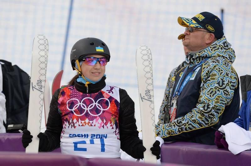 Для Ольги Полюк Олімпіада в Південній Кореї буде друга в кар'єрі