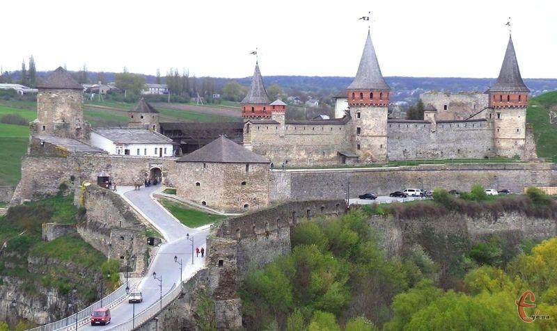 На монетах буде зображено Старий замок