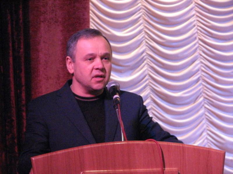 В ОДА просять у Києва визнати роботу начальника управління Держпродспоживслужби Василя Грушка незадовільною.