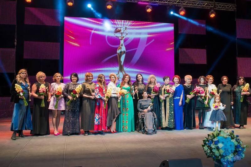 Національну премію вручали у минулі вихідні в столиці.