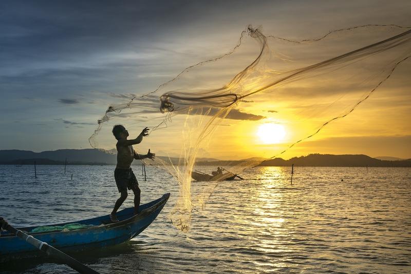 На рибалок-порушникыв склали адмінпротоколи