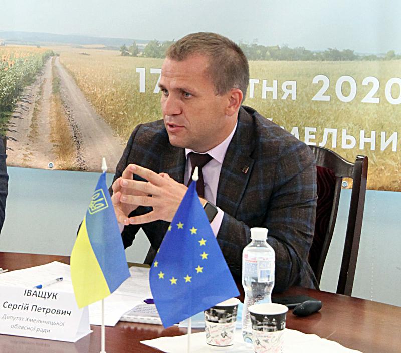 «Аграріям необхідно об\'єднуватися, щоб подолати виклики, які стоять перед ними», - каже Сергій Іващук