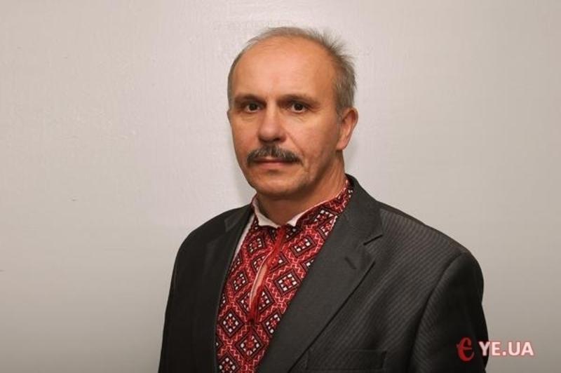 Герой України Сергій Бондарчук