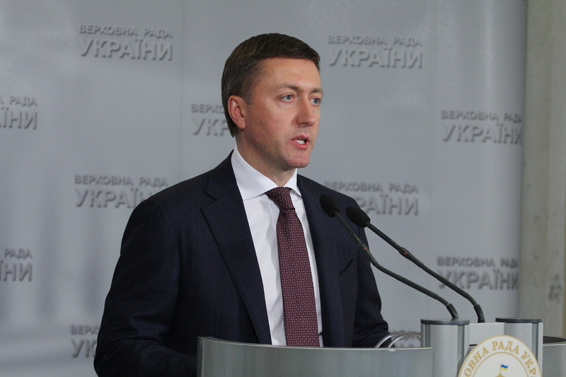 Сергій Лабазюк, народний депутат України
