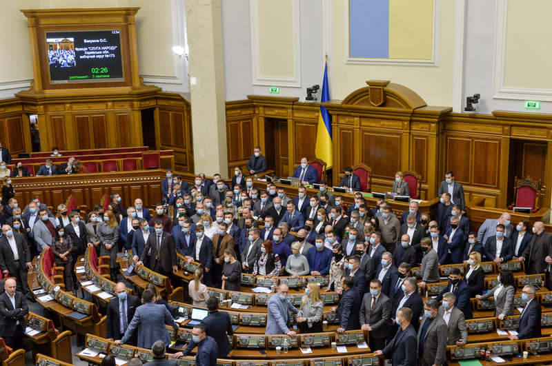 Олександр Герега взяв участь у семи відсотках парламентських голосувань