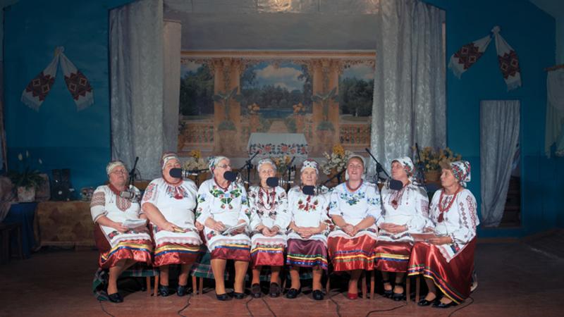 Так намагаються зберегти українську народну творчість