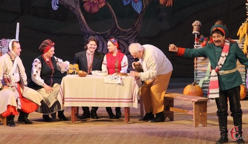 Режисером-постановником нової версії «Сватання на Гончарівці» став заслужений артист України Ігор Сторожук