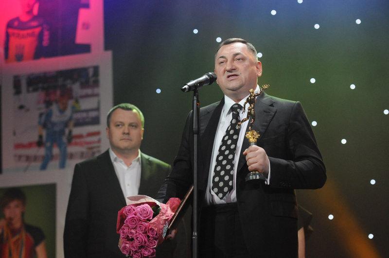 Олександр Герега - найкращий спортивний організатор України.