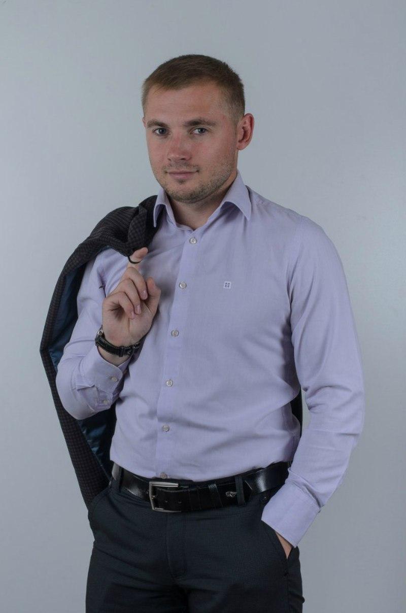 Олександр Михайлов, заступник голови Хмельницького обласного благодійного фонду «Патріоти України»