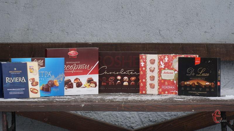 Далеко не все з того, що ми звикли вважати шоколадними цукерками, має право так називатися.