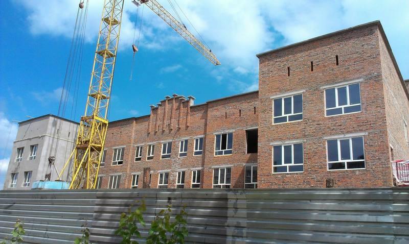 Будівництво розпочали розпочали восени минулого року