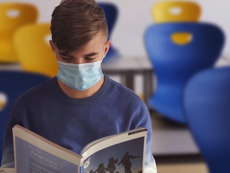 Пандемія диктує правила поведінки під час навчального процесу