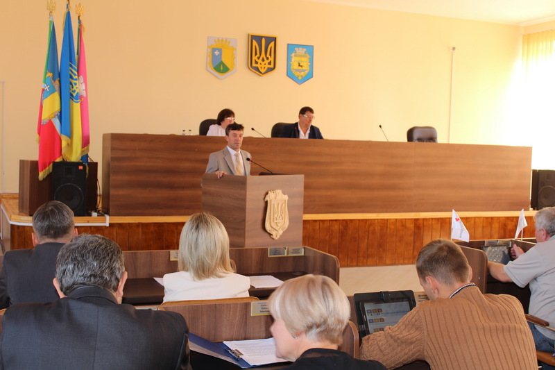 Славутська міська рада дала дозвіл на приєднання до ОТГ двох сіл
