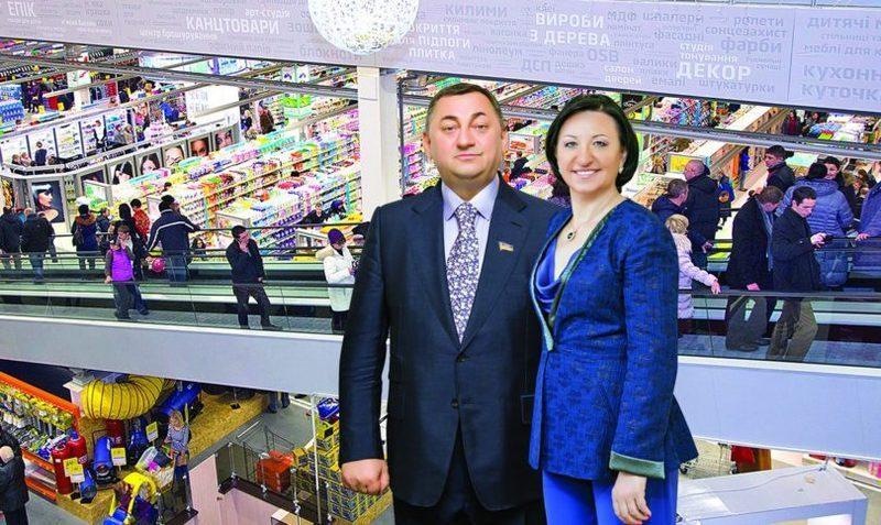 Подружжя Герег вважається найбагатшим в Україні за версією журналу Фокус