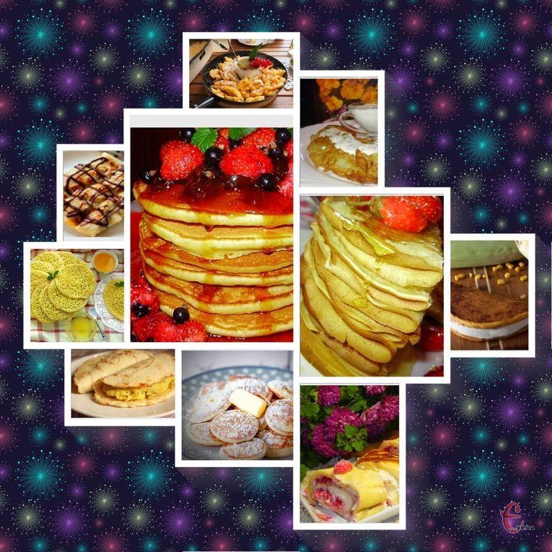 Дехто вважає, що млинці – страва виключно російської кухні. Насправді ж у них досить багата історія й вони відомі людству ще з IV століття до н.е.