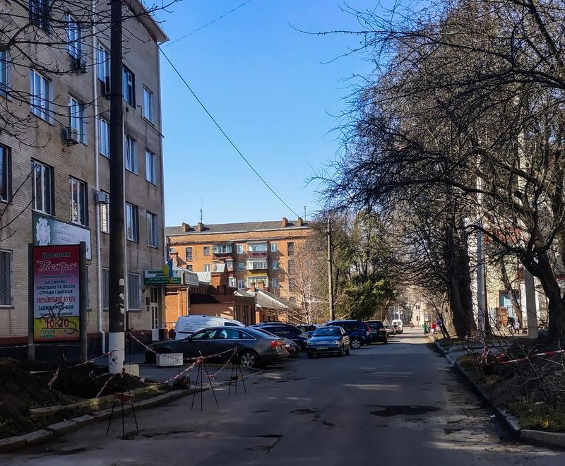 Довжина нинішньої вулиці Герцена складає лише 180 метрів