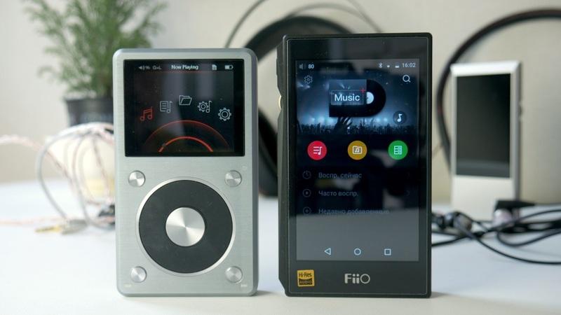 Стильний mp3-плеєр відтворює аудіо студійної якості