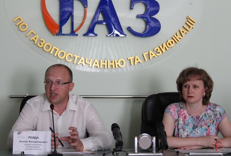 За словами Віталія Рейди, заступника голови правління ПАТ Хмельницькгаз, невдовзі усі споживачі отримуватимуть платіжки, по яким і будуть сплачувати за газ