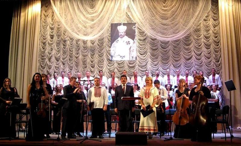 Справжнім храмом постала філармонія під час благодійного концерту 21 вересня, в якому була виконана ораторія