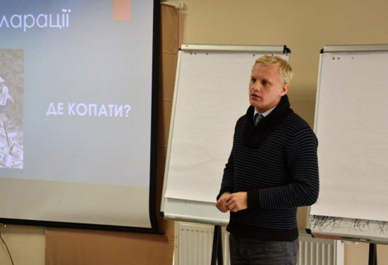 Віталій Шабунін: Є величезний запит від суспільства, щоб покарати порушників