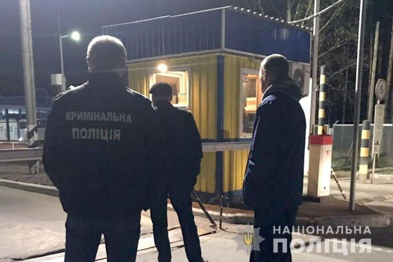 Правоохоронці видворили за межі України із забороною в'їзду на 8 років 33-річного громадянина Росії
