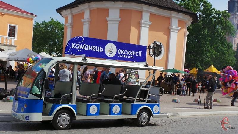 У місті вирішували як покращити діяльність екскурсоводів