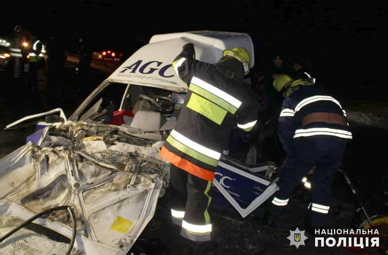 Неподалік Хмельницького 16 січня сталася смертельна аварія