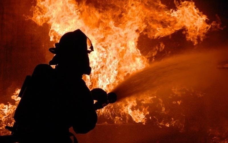Під час пожежі в Хмельницькому районі ніхто не постраждав