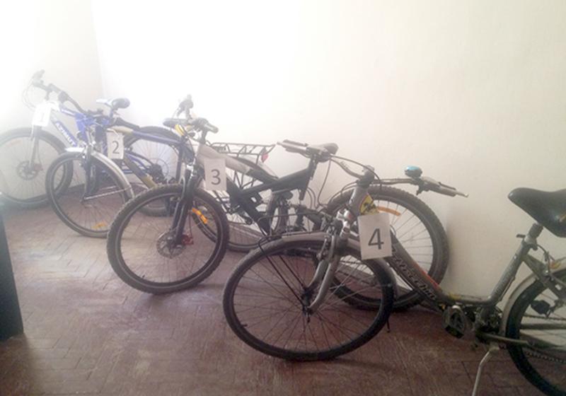У період з січня по квітень викрали близько 16 велосипедів на загальну суму понад 80 тисяч гривень