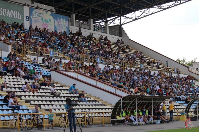 СК Поділля не прийматиме офіційні матчі з футболу та регбі до 1 жовтня