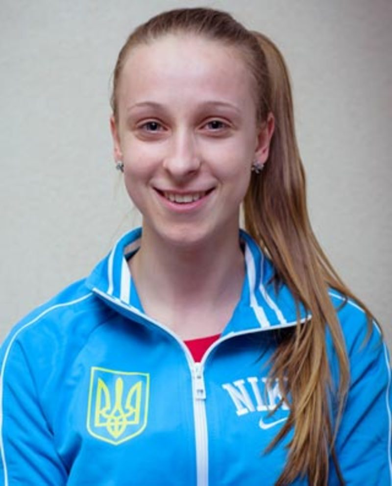 Ірина Щукла здобула перемогу на юніорському Чемпіонаті України.