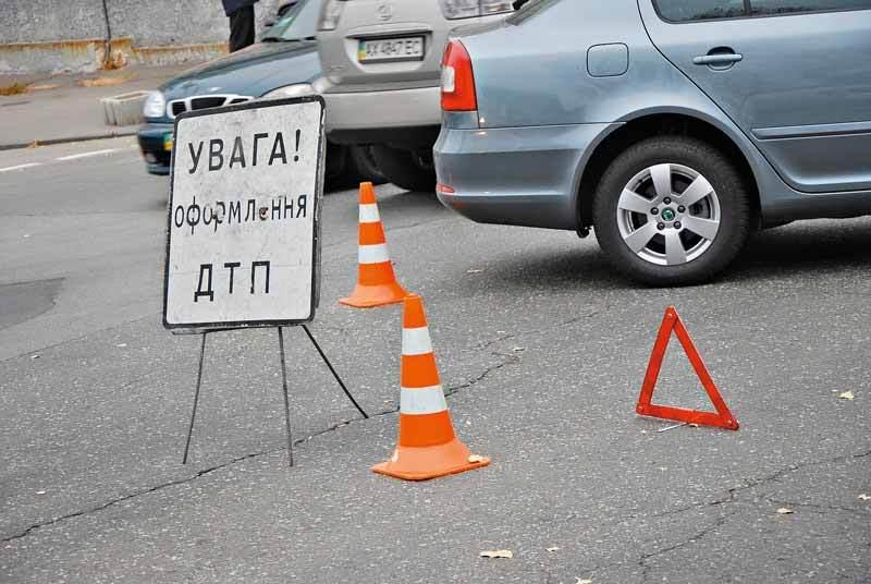 ДТП сталася у Чемеровецькому районі